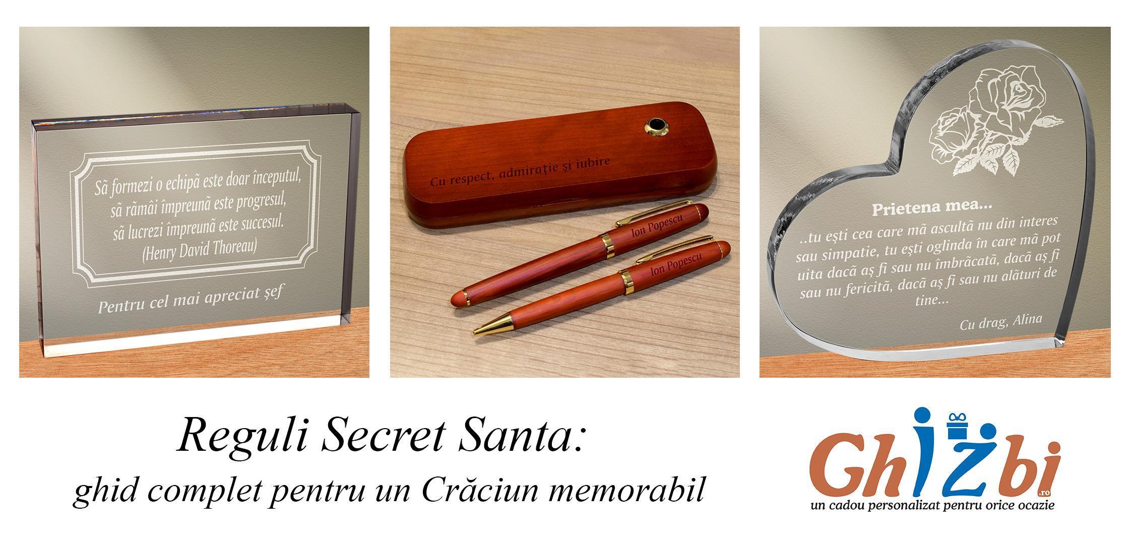 Reguli Secret Santa: ghid complet pentru un Crăciun memorabil