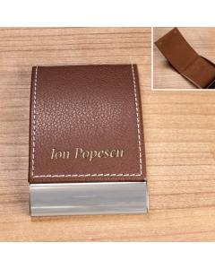 Cadou personalizat port card - Simbolul elegantei | Ghizbi.ro