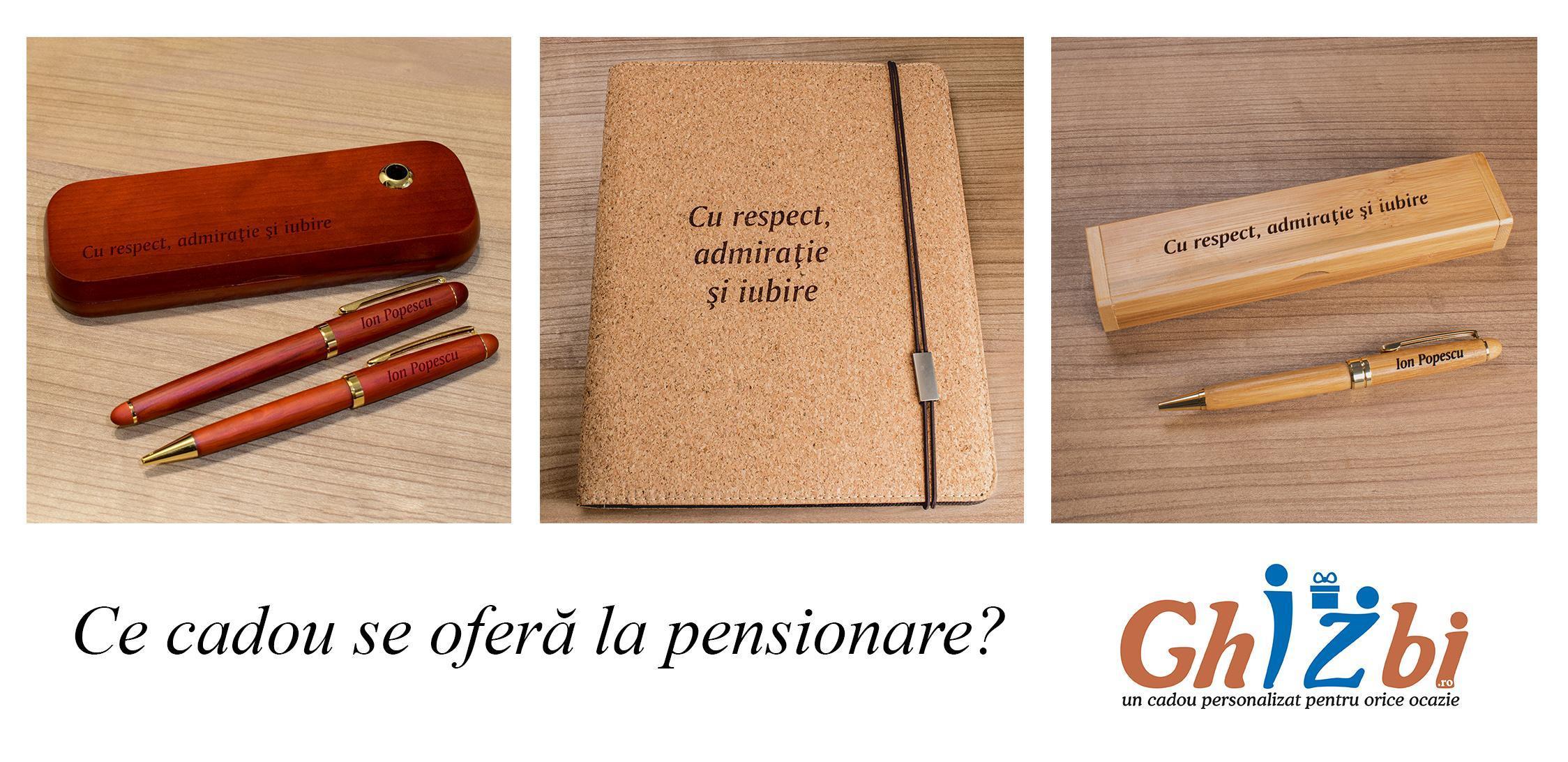 Ce cadou se oferă la pensionare?