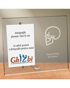 Cadou personalizat rama plexiglas -  Doctor osteolog